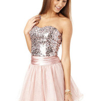 Pink Ballerina Tulle Dress
