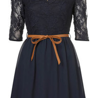 **Lace Sweetheart Dress by Wal G - New In This Week  - New In