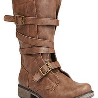 Madden Girl Shoes, Rascal Boots - Boots - Shoes - Macy&#x27;s