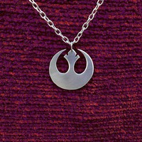 Star Wars Jedi Pendant Necklace