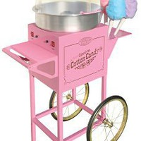Nostalgia Electrics? CCM-600 Vintage Collection? Old Fashioned Cotton Candy Cart, Nostalgia Products Group - Barnes & Noble