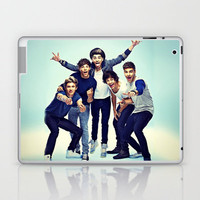 One Direction Group Shot 2 Laptop & iPad Skin by Toni Miller | Society6