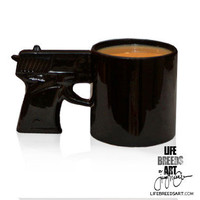 The Gun Mug | LIFE BREEDS ART