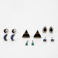 Itty Bitty Post Earring - Set of 12