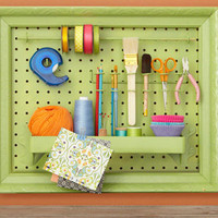 Repurposed Organizers: Frames | Home Made Simple