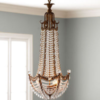 "John-Richard Collection - ""Boudoir"" Chandelier - Horchow"