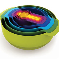 Nest 9 - Preparation Bowl Set and More