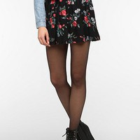 Urban Renewal Blossom Mini Skirt