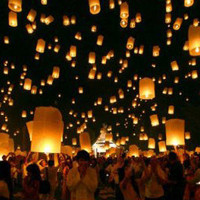 10 Sky Lanterns - Wish Lanterns 3.00/each
