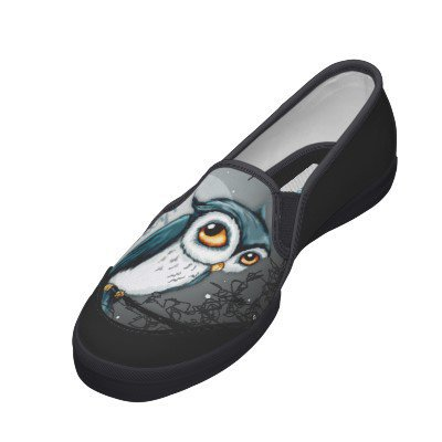 Orly Owl - Customized Custom Shoes from Zazzle.com