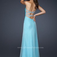 La Femme 17437 at Prom Dress Shop