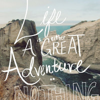 Great Adventure Art Print by Leah Flores | Society6