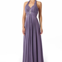 Buy Lilac Chiffon Evening Dresses From VERB