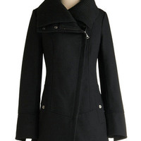 Holiday Sneak Peek - Diagonal Alley Coat | Mod Retro Vintage Coats | ModCloth.com