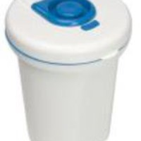 Odor-Less Diaper Pail