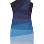 Herv Lger One-shoulder ombr bandage dress - 55% Off Now at THE OUTNET
