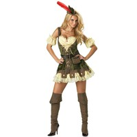 Racy Robin Hood Elite Collection Adult Costume