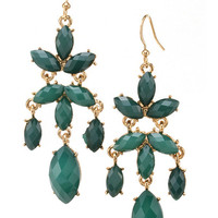 Emerald Audrina Earrings – Modeets
