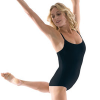 Capezio Cami X-Strap Leotard Just Fox Kix