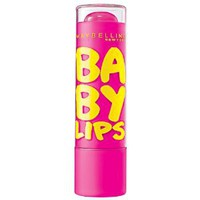 Amazon.com: Maybelline New York Baby Lips Moisturizing Lip Balm, Pink Punch, 0.15 Ounce: Beauty