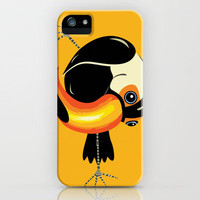 Flexible Toucan iPhone Case by Little Toppers | Society6