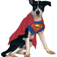 Superman Pet Costume ($13.95)
