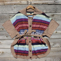 Apache Knit Sweater, Sweet Country Women&#x27;s Clothing