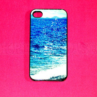 iphone 4 Case, iPhone 4s case See Waves  iPhone 4 Cases, Iphone 4s Cover,Case for iPhone 4