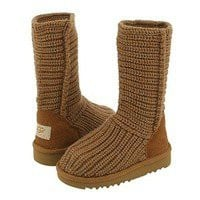 Get Excellent UGG Women's Classic Crochet 5833 Chestnut at our Online ugg classic crochet 5833 Outlet, Top High Quality