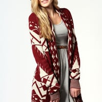 Sophie Aztec Cardigan