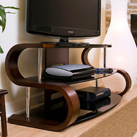 LumiSource Metro Series Model 120 60-Inch TV Stand | Meijer.com