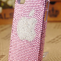 Apple iPhone4 3GS Crystal Diamond Shell Cover - www.gulleitrustmart.com