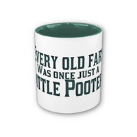 Old Fart - Little Pooter Mug from Zazzle.com
