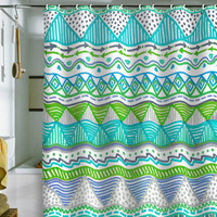 DENY Designs Home Accessories | Lisa Argyropoulos Ocean T 1 Shower Curtain