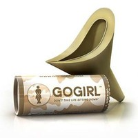 Amazon.com: Go Girl Female Urination Device, Lavender: Health &amp; Personal Care