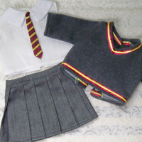 Hogwarts Uniform for American Girl Doll