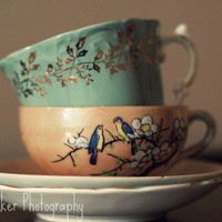 Tea Cups - 8x10 Fine Art Photograph on Luulla