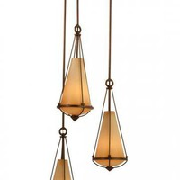 Two-If-By-Sea Pendant - Pendant Lighting - Ceiling Fixtures - Lighting | HomeDecorators.com