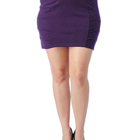 Plus Size Bandage Side Skirt | Sexy Clothes Womens Sexy Dresses Sexy Clubwear Sexy Swimwear | Flirt Catalog