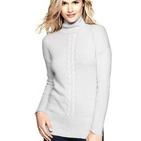 Gap Pure cable braid turtleneck | Gap