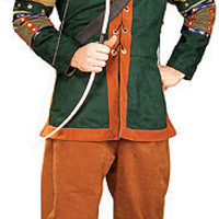 Robin Hood Prince of Thieves Costume - Adult Renaissance Costumes