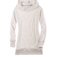 Aerie French Terry Hooded Tunic | Aerie for American Eagle