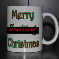 Merry Christmas Mug (Mature Content)