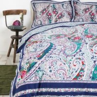 Paisley Bed Spread