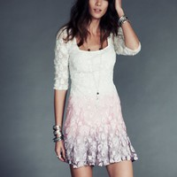 Free People Snow Garden Dress