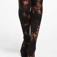 Sheer Baroque Tights