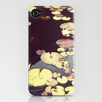 Sea Of Flowers iPhone Case by Galaxy Eyes | Society6