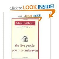 The Five People You Meet in Heaven [Mass Market Paperback]