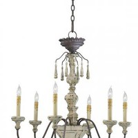 Provence Chandelier - Chandeliers - Lighting - Home Decor | HomeDecorators.com