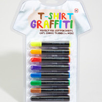 T-shirt Graffiti Marker Kit